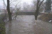 Patvinęs Krašuonos upelis
