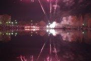 Dauniškio ežero fontano uždarymo ceremonija