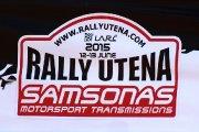 Samsonas Motrosport Rally Utena 2015