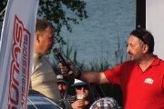 Samsonas Motrosport Rally Utena 2015 finišas prie Dauniškio ežero