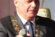 Utenos rajono savivaldybės mero Alvydo Katino sveikinimas