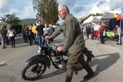 Senas motociklas