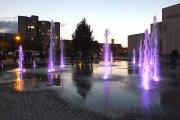 Naujojo fontano spalvos