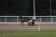 Žirgų lenktynės Rašės hipodrome