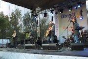 Koncertuoja Aistė Smilgevičiūtė ir grupė Skylė