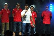 Krepšinio klubo ''Juventus'' vyr. treneris Antanas Sireika