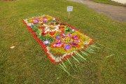 Floristiniai kilimai ''Žiedai Utenai''
