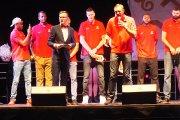 Utenos vyrų krepšinio komandos ''Juventus'' pristatymas