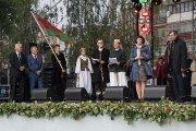Užsienio delegacijų vadovų sveikinimai Utenai