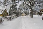 Sniego takelis