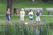 Jaunieji žvejai