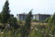 Buvusios naftos bazės rezervuarai