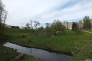 Utenėlės upelis šalia Aukštakalnio mikrorajono