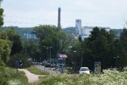 Vaizdas nuo Kauno pusės