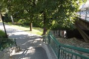 Laiptai į Žalgirio gatvę
