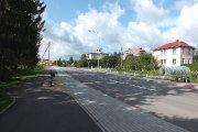 Rekonstruota Palangos gatvė