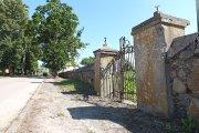 Šv. Nikolajaus Stebukladario cerkvės tvora ir vartai
