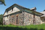 Užpalių dvaro vandens malūnas pastatytas 1836 metais