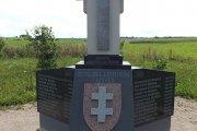Paminklas žuvusiems dėl Lietuvos laisvės netoli Užpalių