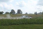 Ralio trasoje Mantvydo Repšio ir Gedo Vaštako ekipažas iš Lietuvos su automobiliu Honda Civic Type R