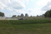 Ralio trasoje Renaldo Šeinausko ir Rūtos Krikščiūnaitės ekipažas iš Lietuvos su automobiliu BMW 318