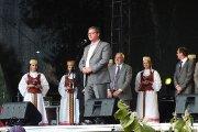 Utenos rajono savivaldybės tarybos Švietimo, kultūros ir sporto reikalų komiteto pirmininko Osvaldo Katino sveikinimas