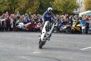 Ekstremalūs motociklininkų triukai