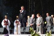 Darbo partijos pirmininko pavaduotojo Rolando Paulausko sveikinimas