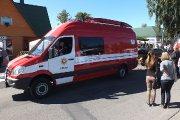 Utenos apskrities gelbėjimo valdybos pasirodymas
