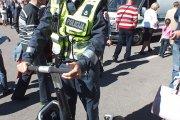 Utenos apskrities vyriausiojo policijos komisariato pareigūnų pasirodymas