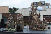 Lėlių teatro ''Zuikis Puikis'' spektaklis