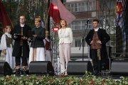 Kalba švietimo ir mokslo ministrė Jurgita Petrauskienė