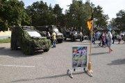Lietuvos kariuomenės ginkluotės, technikos ir ekipuotės pristatymas