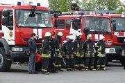 Ugniagesių komandos