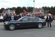 Į renginį atvyko Lietuvos Respublikos Prezidentė Dalia Grybauskaitė