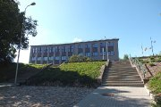 Utenos rajono savivaldybės pastatas