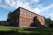 ''Saulės'' gimnazijos pastatas