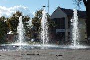 Utenio aikštės fontanas