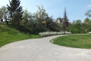 Parke prie Žalgirio gatvės