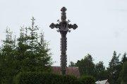 Kryžius Paupio gatvėje