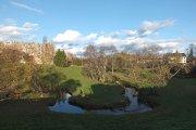 Utenėlės upelis prie Utenos Adolfo Šapokos gimnazijos