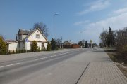 Rekonstruota A. Baranausko gatvė
