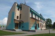 Utenos regiono kelių administracinis pastatas