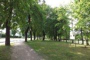 J. Basanavičiaus gatvė prie Rapolo Šaltenio progimnazijos