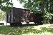 Siaurojo geležinkelio vagonas