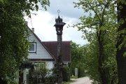 Stogastulpis Rožių gatvėje