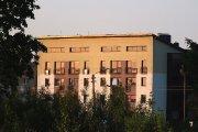 Naujos statybos namas Kupiškio ir Aukštakalnio gatvių kampe