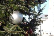 Kalėdinės eglutės dekoracijos