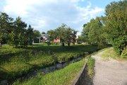 Krašuonos upelis Krašuonos parke