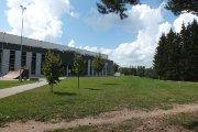 Prie Utenos daugiafunkcio sporto centro
